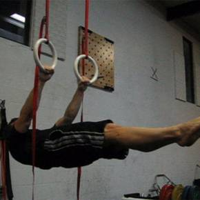 Beast Skills: Front Lever